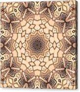 Kaleidoscope 44 Acrylic Print