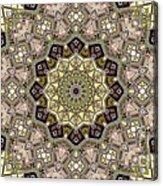 Kaleidoscope 50 Acrylic Print