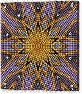 Kaleidoscope 5 Acrylic Print