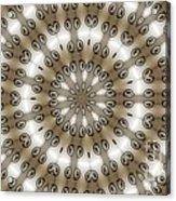 Kaleidoscope 54 Acrylic Print