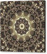 Kaleidoscope 66 Acrylic Print
