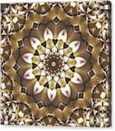 Kaleidoscope 68 Acrylic Print