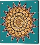 Kaleidoscope 7 Acrylic Print