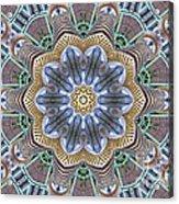 Kaleidoscope 73 Acrylic Print