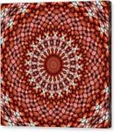 Kaleidoscope 8 Acrylic Print