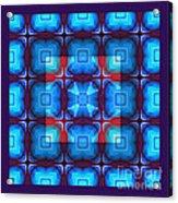 Kaleidoscope Combo 10 Acrylic Print