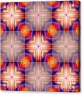 Kaleidoscope Combo 5 Acrylic Print