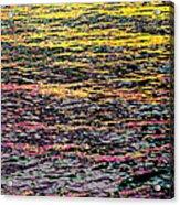 Kaleidoscope Ocean Acrylic Print