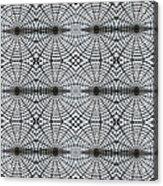 Kaleidoscope Of Metal And Glass Design Acrylic Print
