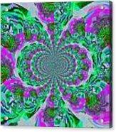 Kalidiscope Acrylic Print