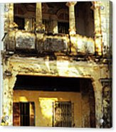 Kampot Old Colonial 05 Acrylic Print