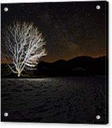 Kancamagus Scenic Byway - Sugar Hill Scenic Vista New Hampshire Usa Acrylic Print