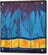 Kanchi Saree Acrylic Print