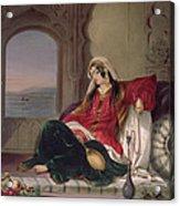Kandahar Lady Of Rank Acrylic Print