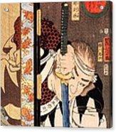 Kansaki - Noriyasu Acrylic Print by Pg Reproductions