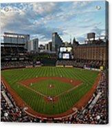 Kansas City Royals V Baltimore Orioles Acrylic Print