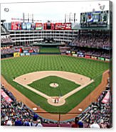 Kansas City Royals V Texas Rangers Acrylic Print