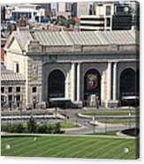 Kansas City - Union Station Acrylic Print