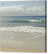 Kapalua - Aia I Laila Ke Aloha - Honokahua - Love Is There - Mau Acrylic Print
