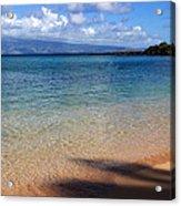 Kapalua Bay Maui Acrylic Print