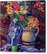 Karens Gift Acrylic Print