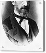 Karl Wunderlich (1815-1877) Acrylic Print
