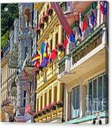 Karlovy Vary Acrylic Print