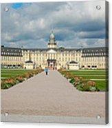 Karlsruhe Palace Acrylic Print