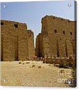 Karnak Temple 04 Acrylic Print