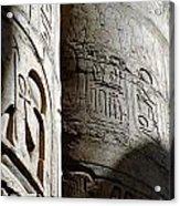 Karnak Temple 10 Acrylic Print