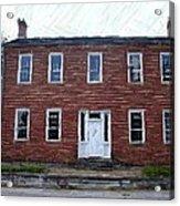 Karrick Parks House - Perryville Ky Acrylic Print