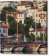 Kas Antalya Turkey  Acrylic Print