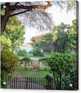 Kasane, Botswana - View Of The Chobe Acrylic Print