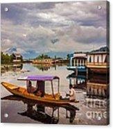 Kashmir - The Paradise On Earth Acrylic Print