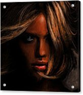 Kate Upton Acrylic Print