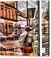 Katowice Acrylic Print