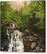 Katterskill Falls Acrylic Print