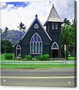 Kauai Church 2 Acrylic Print