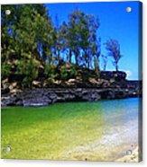 Kauai Coast 2 Acrylic Print
