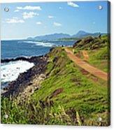 Kauai Coast Acrylic Print