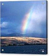 Kauai Rainbow Acrylic Print