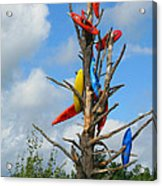 Kayak Tree Acrylic Print