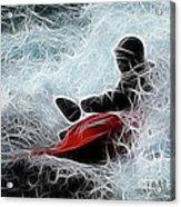 Kayaker 2 Acrylic Print