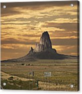Kayenta Monument Valley Acrylic Print