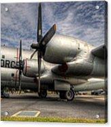 Kc-97 Tanker Acrylic Print