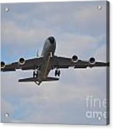 Kc135 Airforce Aircraft  Picture A Acrylic Print