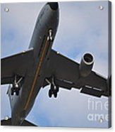Kc135 Military Aircraft  Picture C Acrylic Print