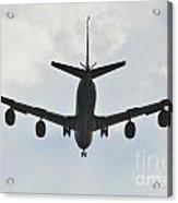 Kc135 Military Aircraft  Picture E Acrylic Print