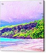 Kealakekua Morning Acrylic Print