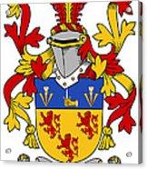 Kearney Coat Of Arms Irish Acrylic Print